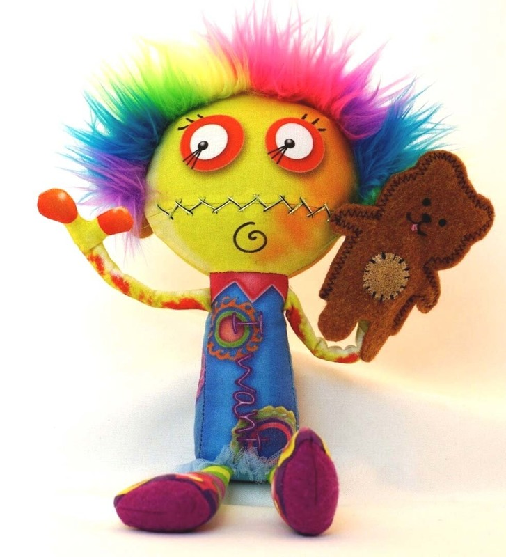 Collector Doll - Gemme Monster