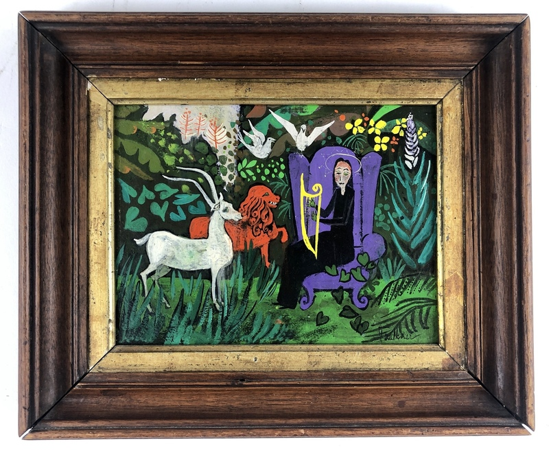 Edith Sitwell Taming the Beasts
